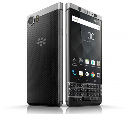 MWC 2017 - BlackBerry KeyOne: released in April at 599 € The return of a recipe that works?