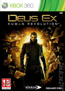 Deus Ex: Human Revolution (X-BOX360) 2011