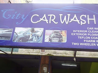 CITY CAR WASH TIRUPATI