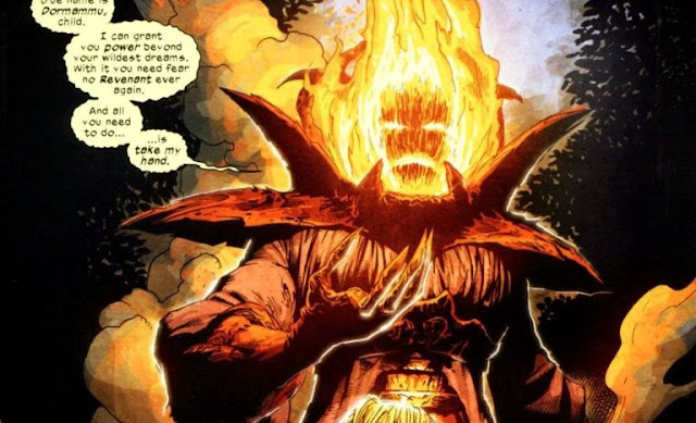 musuh terkuat marvel comics dormammu