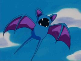 Zubat-Pokemon go GBK