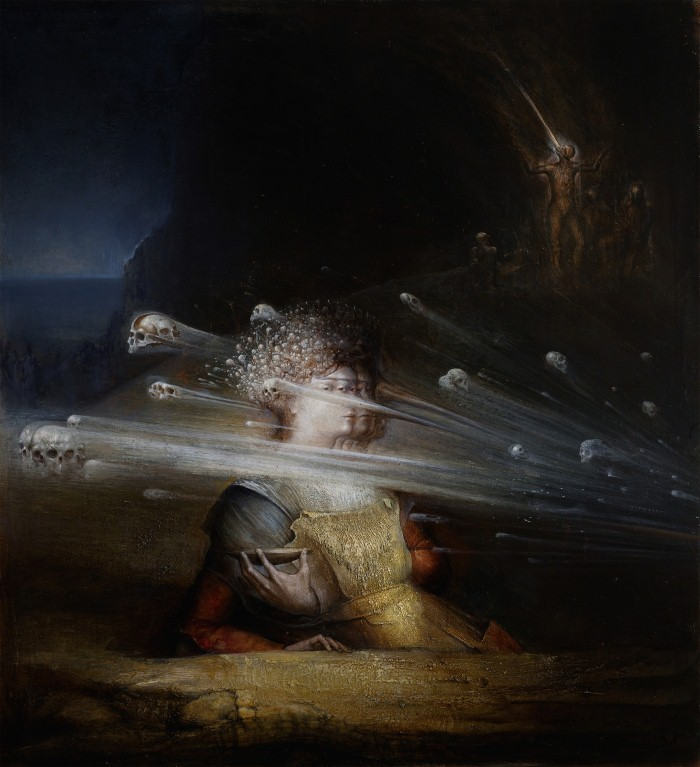 Agostino Arrivabene. Декаданс и фэнтези 23