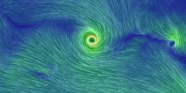 Samoa bracing for Cyclone Amos