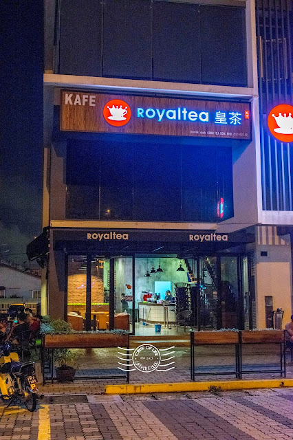 Royaltea Icon City