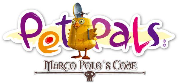 "Персонажи 3D мультфильма ""Pet Pals – The Marco Polo's Code"""