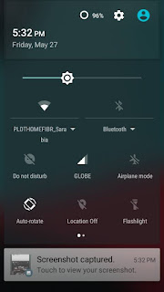 [ROM][CM13 BASED] Marsh 2.0 for Fuze S Screenshots