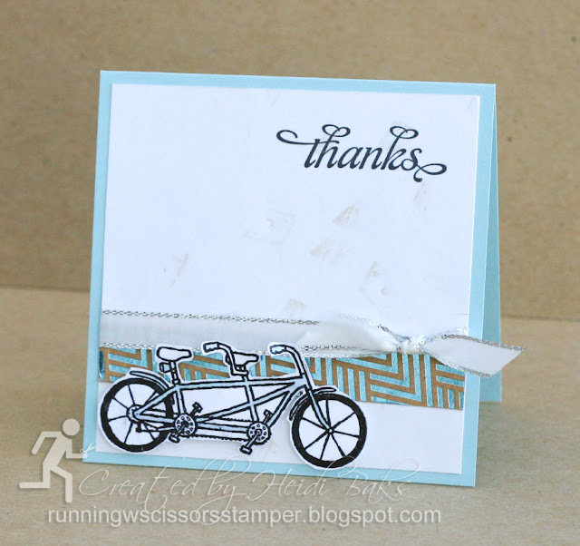 Stampin' Up! Pedal Pusher