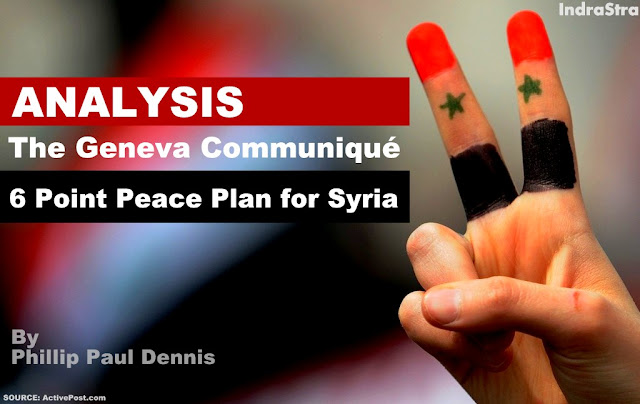 THE PAPER | Analysis of The Geneva Communiqué & 6 Point Peace Plan for Syria