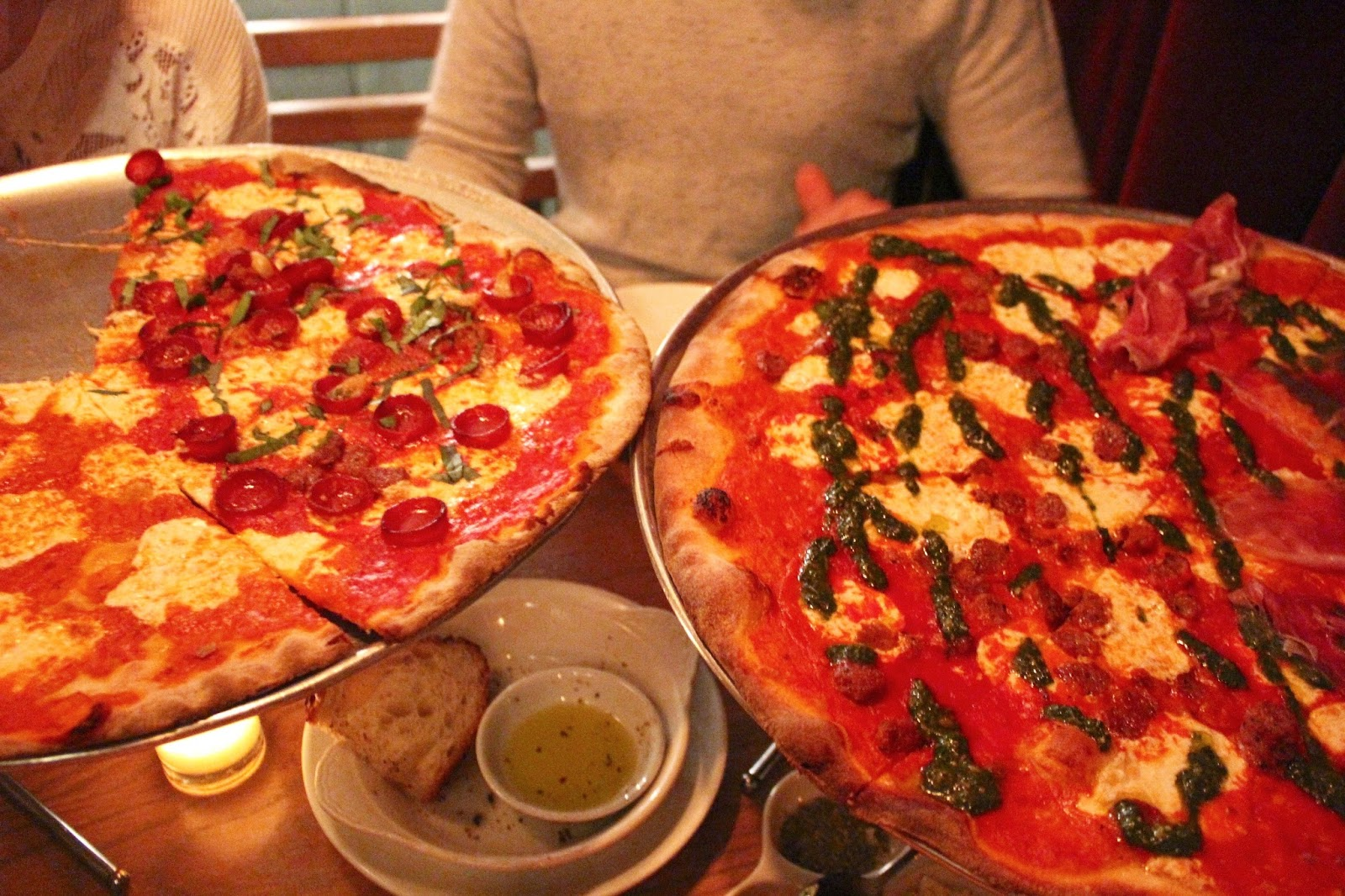The Best Pizza in New York | Rubirosa