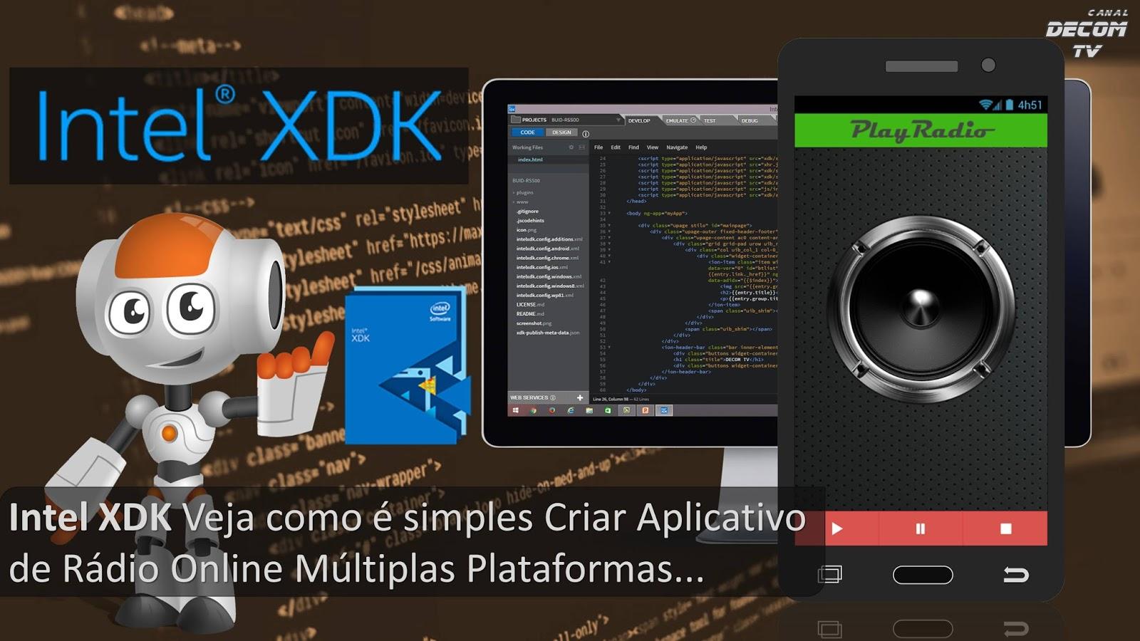 Intel xdk veja como simples criar aplicativo de rdio online intel xdk veja como simples criar aplicativo de rdio online mltiplas plataformas stopboris Gallery
