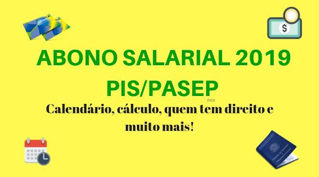 Abono Salarial 2019