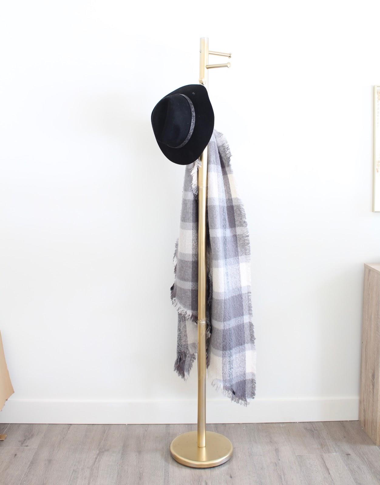 Entryway Organization Tips 1 Coat Rack