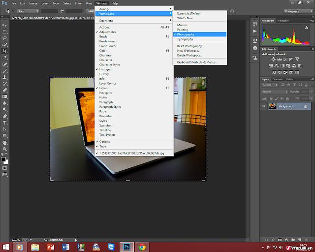 [Tuts] Hướng dẫn tạo hiệu ứng tan biến trong Photoshop với Actions