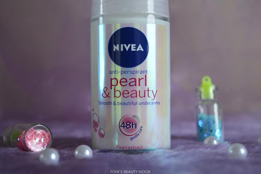 nivea pearl beauty deodorant