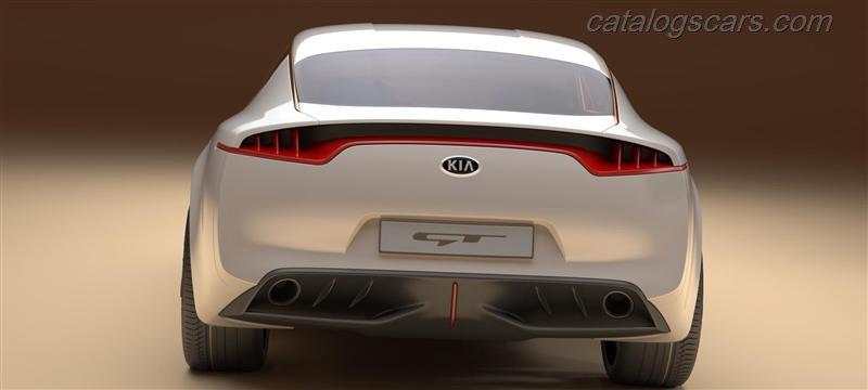 صور سيارة كيا GT كونسبت 2013 - اجمل خلفيات صور عربية كيا GT كونسبت 2013 - Kia GT Concept Photos Kia-GT-Concept-2012-09.jpg