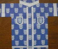 Batik three Lions estonia