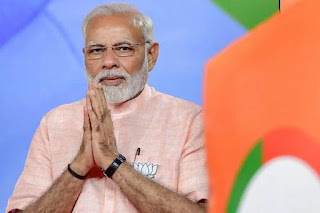 PM Narendra Modi awarded 2018 Seoul Peace Prize