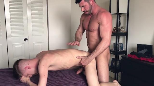 Brett jack fuck bareback in austin