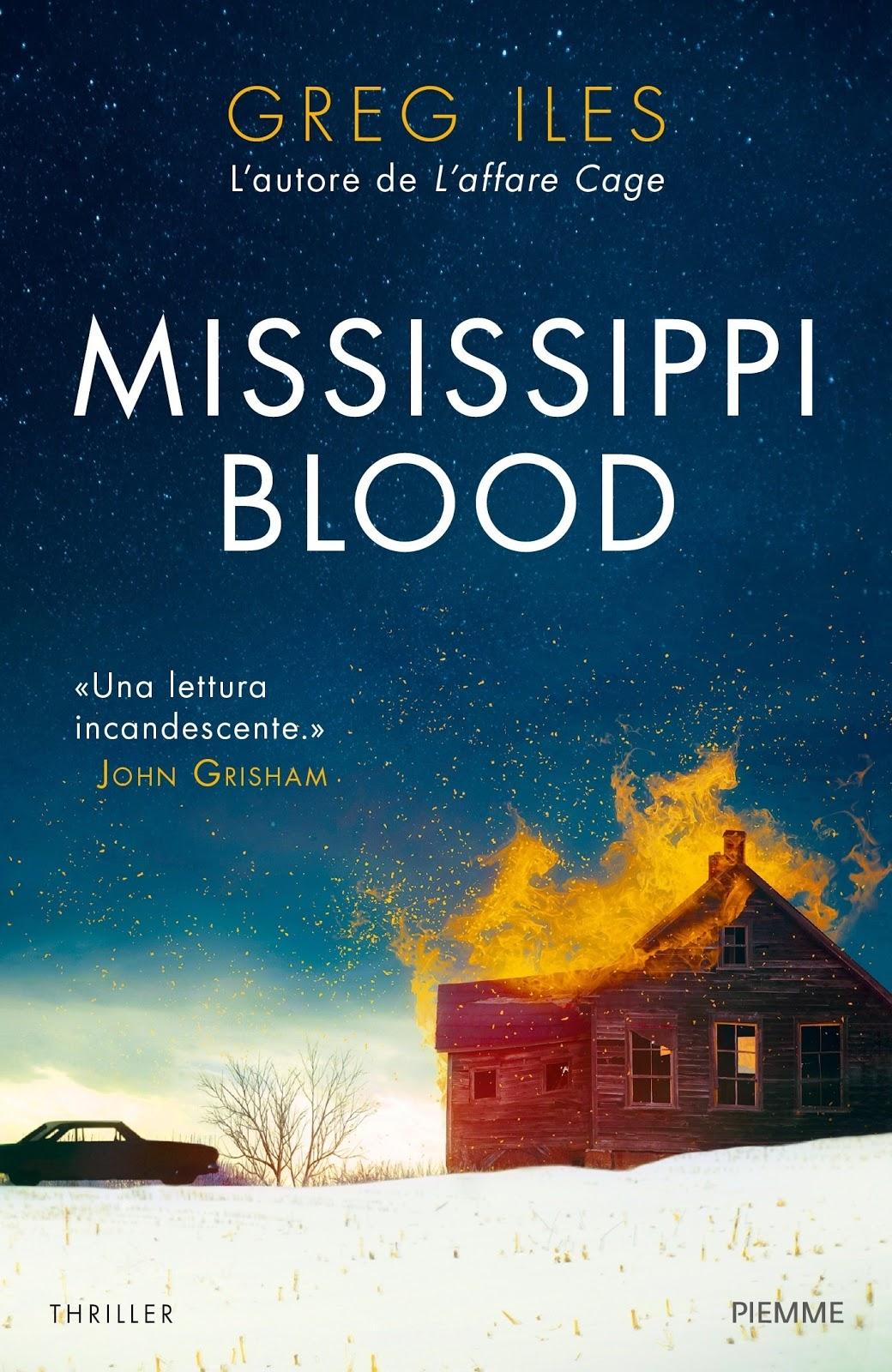 Mississippi blood di Greg Iles