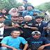 Solidaritas Warga Kecamatan Pekat Bantu Korban Banjir Dompu