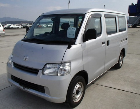 Toyota Townace 2015 with Big Body Space