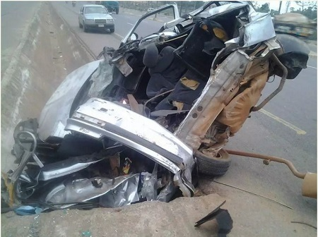 Omg! Another Nollywood Actor Dies on the Spot in Fatal Car Accident (Photos)