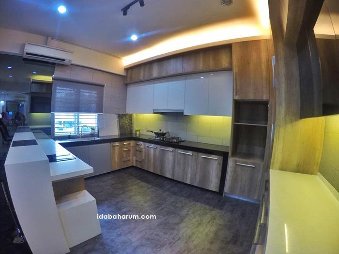 Itu Semua Contoh Keadaan Kitchen Dapur Yang Dibuat Oleh Intech Cantik Kan Korang A Perlu Bagi Je Lakaran Floor Dan Staff