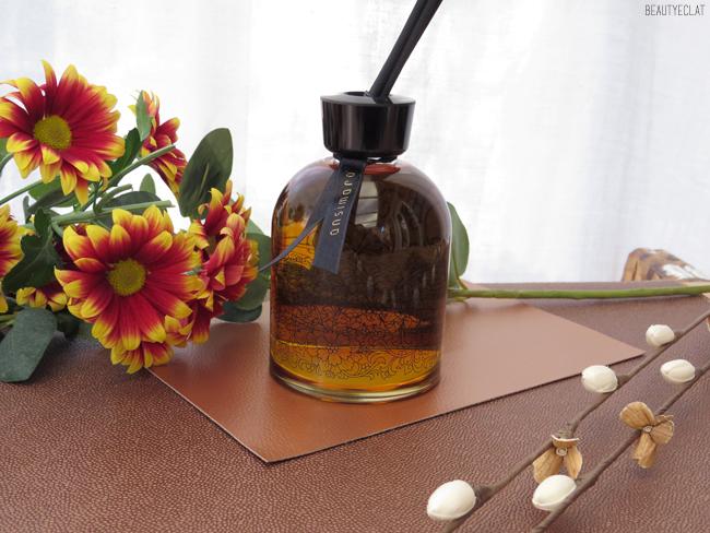 ansimara akeo bouquet parfumé avis