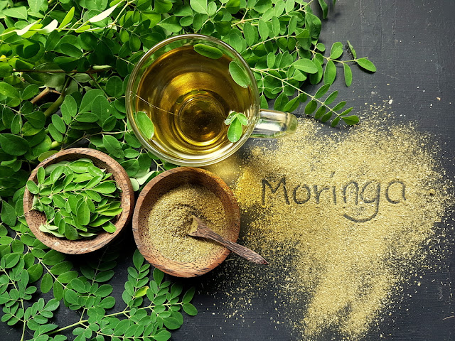 moringa can aid weight loss in a lot of ways.