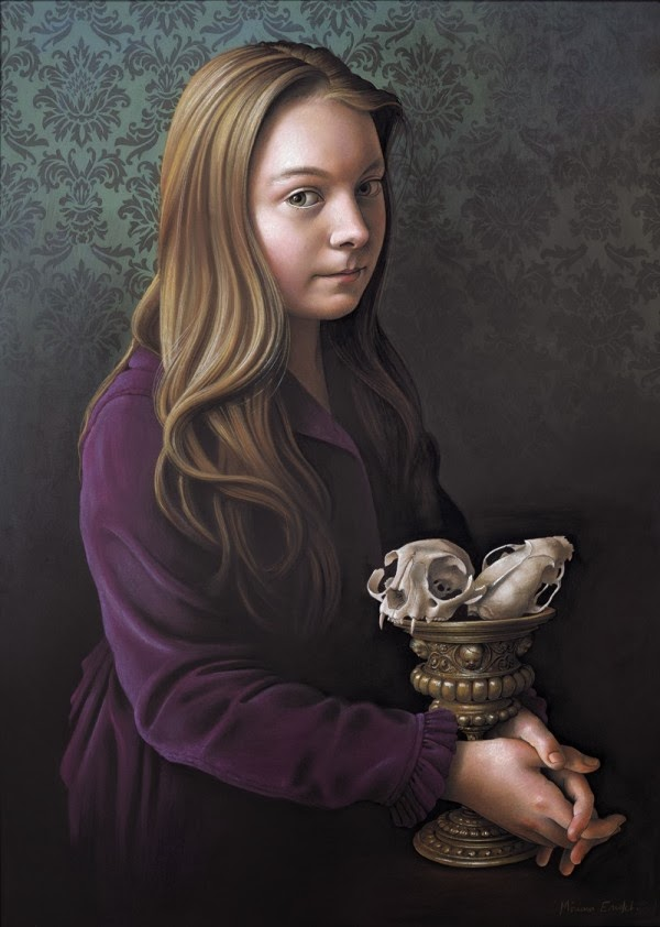 Chic realistic paintings by exceptionally talented ... |Realistic Figurative Painting