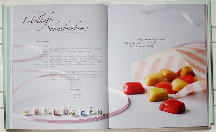 Rezension/Buchvorstellung Süße Überraschungen von Mona Binner und Luisa Marschall 4