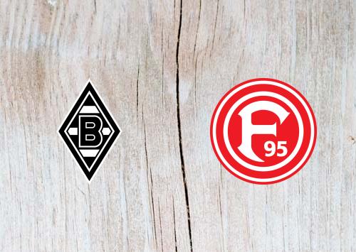 Borussia Monchengladbach vs Fortuna Dusseldorf - Highlights 04 Nov 2018