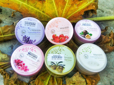 Wardah Body Butter