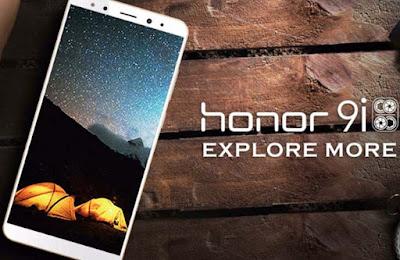 Cara Hard Reset Huawei Honor 9I Lupa Pola