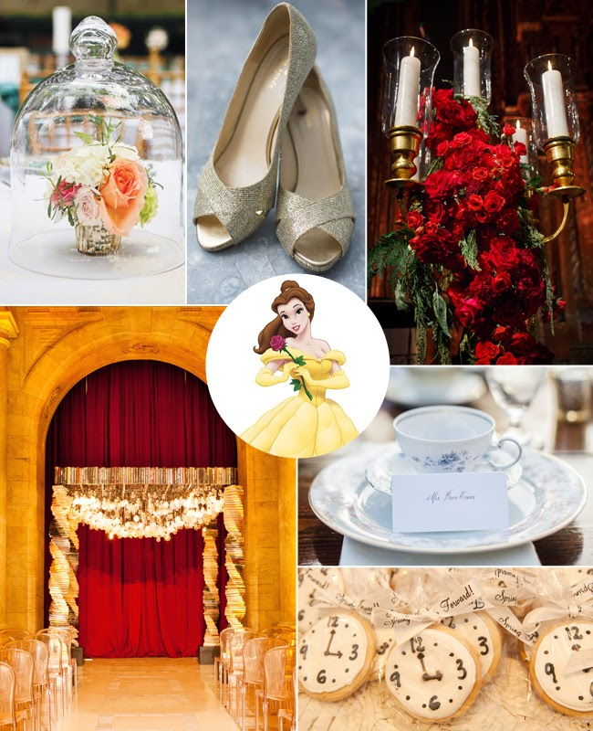Disney' Wedding Princess Brides