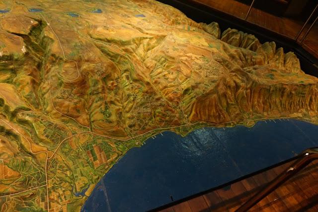 מפת הגולן