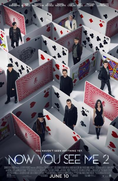 Now You See Me 2: The Second Act 2016 full movie