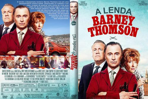 A Lenda de Barney Thomson Torrent - BluRay Rip 720p e 1080p Dual áudio (2017)
