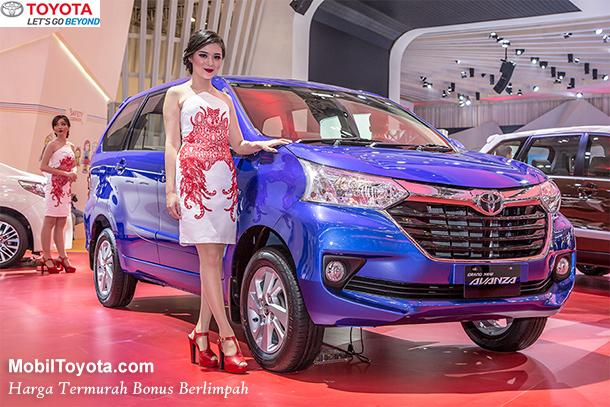 Harga Mobil Toyota Grand New Avanza Terbaru 2015 di Jakarta Tangerang Serang Depok Bekasi Bogor