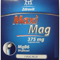 Imaginea cutiei Maxi mag zdrovit pliculete.