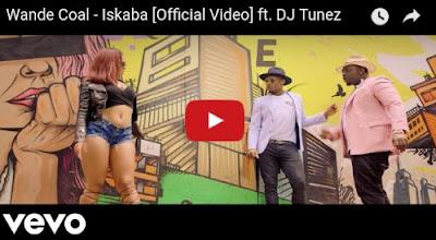 Download Video/Audio: Wande Coal — Iskaba