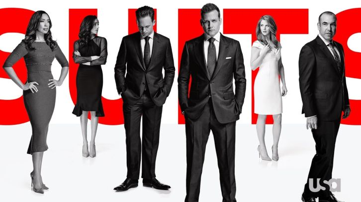 """Suits - """"The Painting"""" - Advance Preview:"""