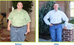 A way to lose stomach fat in men