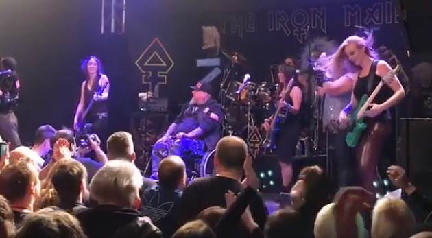paul dianno the iron maidens