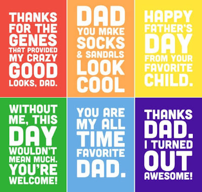 Father's Day Messages, Quotes, Wishes, Images