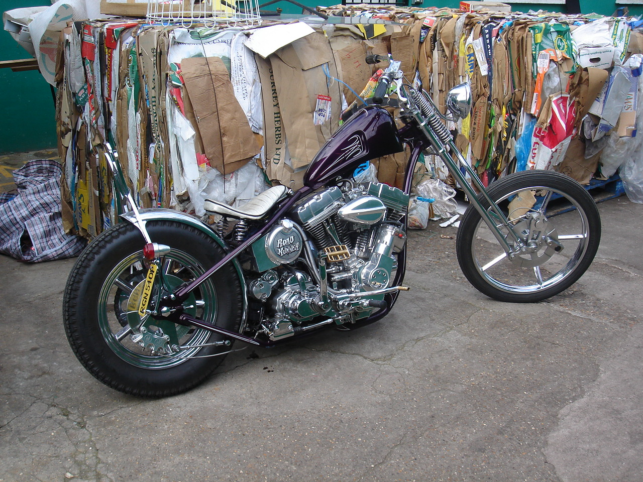 Lowlevelhell A Real Piece Of Chopper History Rensh S