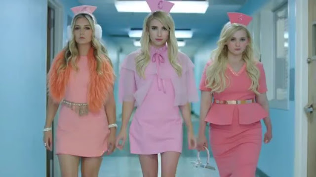 Primera promo de la 2ª temporada de 'Scream Queens'