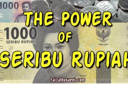 The Power of Seribu Rupiah