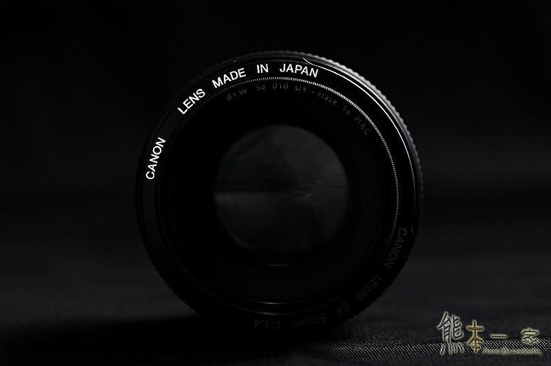 Canon EF 50mm f1.4 USM鏡頭開箱|拍攝測試之優缺點不專業分享