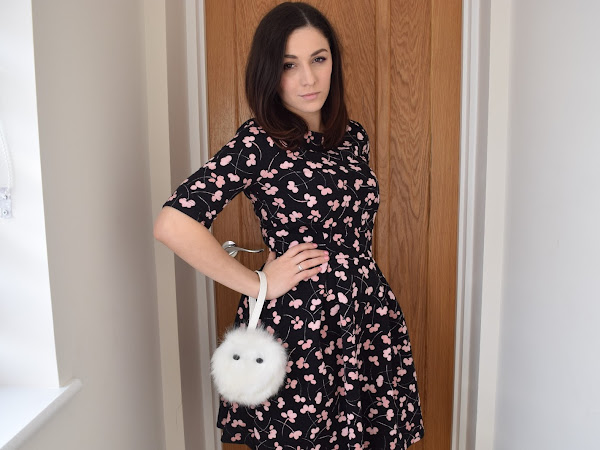 What Cat Wore | Blossom Print